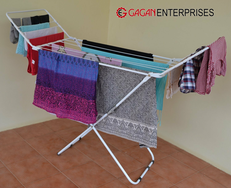 Best Cloth Drying Stand in Ludhiana Gagan Enterprises Ludhiana